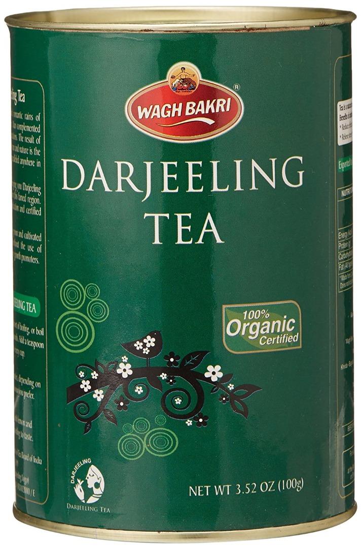 Organic Darjeeling Tea 100g