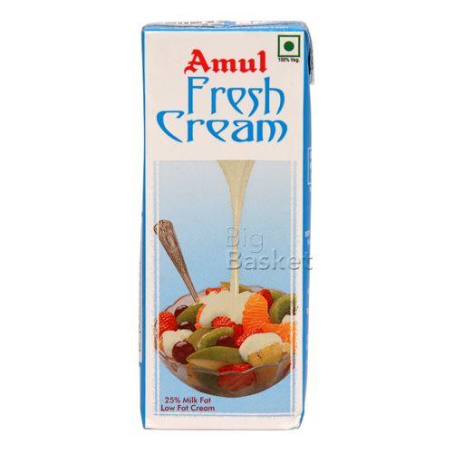 AMUL FRESH CREAM 200ML
