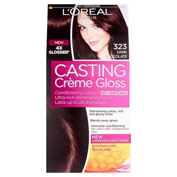 LOREAL CASTING 323D.CHOCOLATE