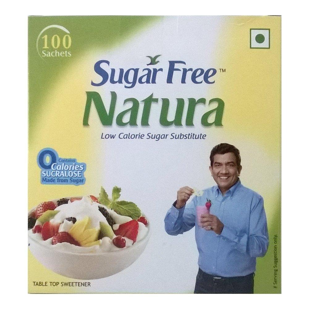 SUGAR FREE NATURA SACHET 100P