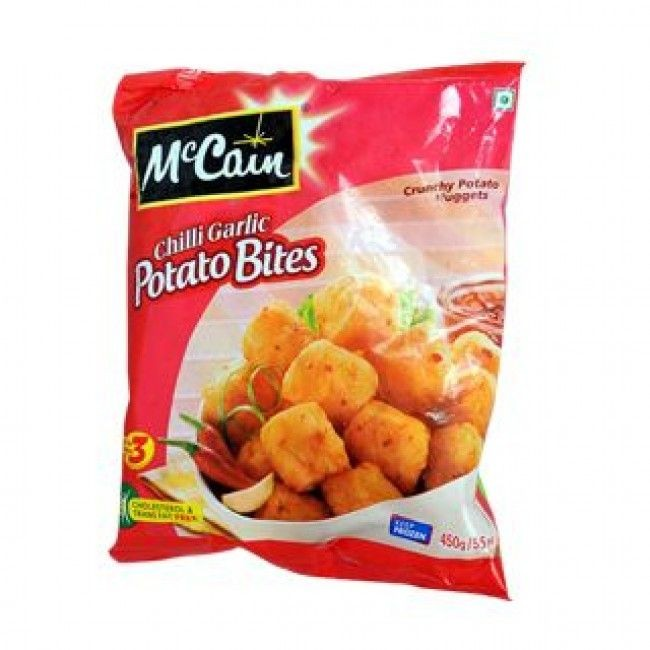MCCAIN POTATO BITE 450GM
