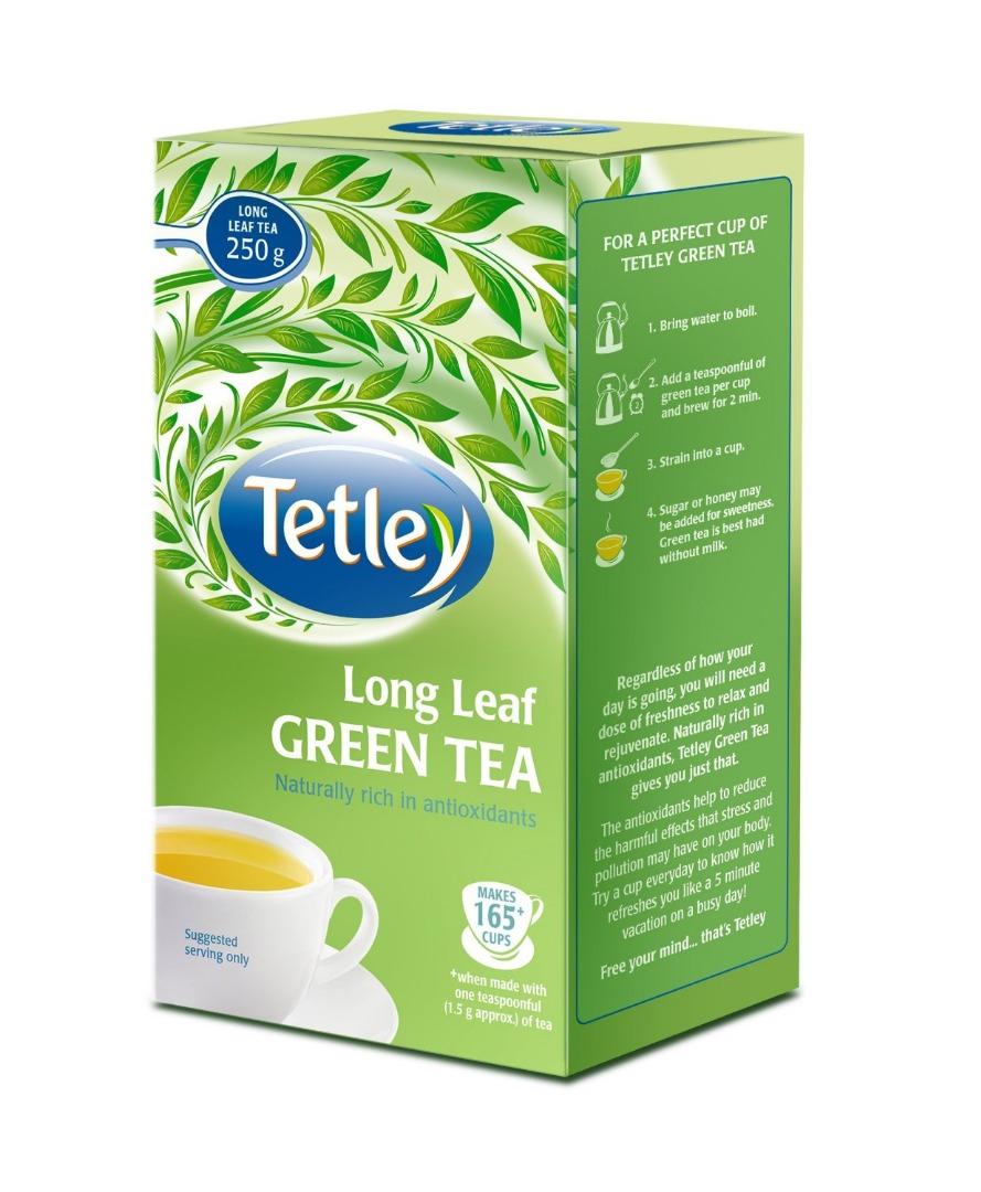 TATA TETLEY L.GREN TEA LEMON