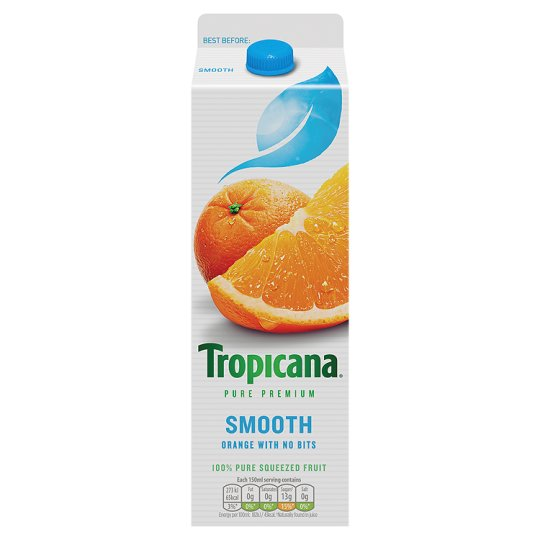 TROPICANA ORANGE JUICE 1LTR