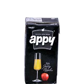 Appy Apple Flavour Drink 200 ml