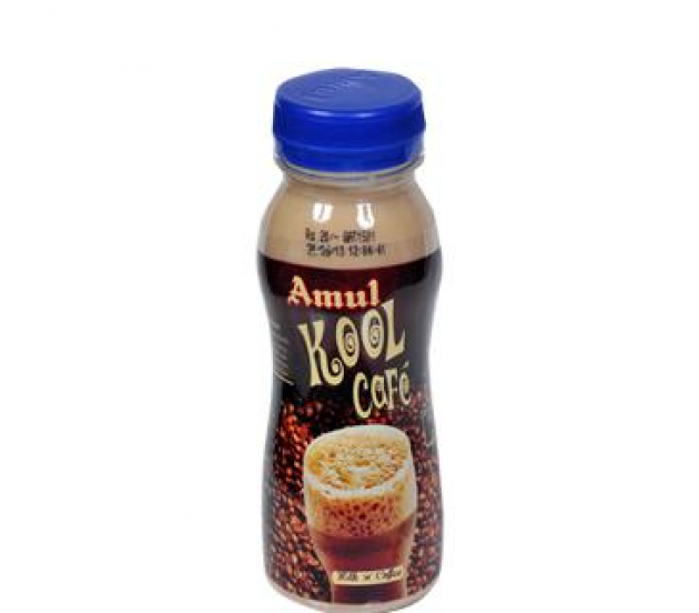 AMUL KOOL MILK CAFE 180ML