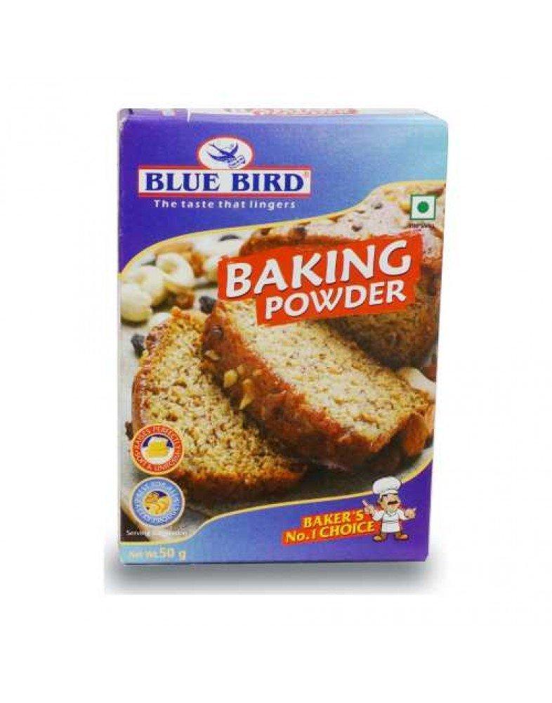 Blue Bird Baking Powder 50GM (Pack Of 5)