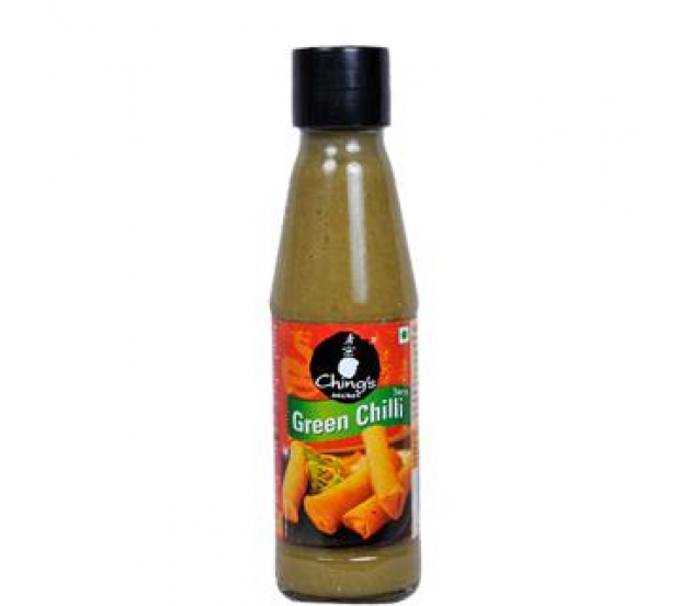 CHINGS GREEN CHIL SAUCE 190G