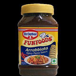 F.FOOD ARRABBIATA P.SAUCE 325