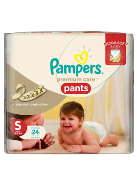 PAMPERS PREMIUM S24 PANTS