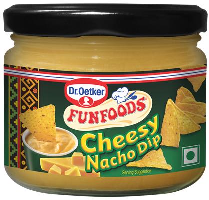 FUNFOODS CHEESY NACHO DIP 275