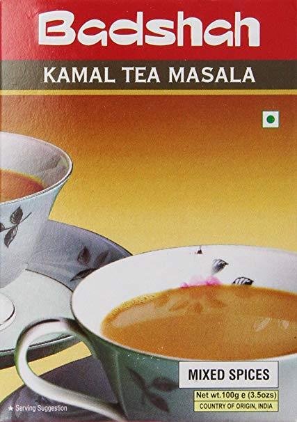 BADSHAH KAMAL TEA MASALA 1KG