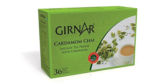 GIRNAR PREMIX ELAICHI TEA 504