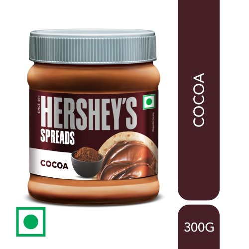 Hershey s Spreads  Cocoa  300g