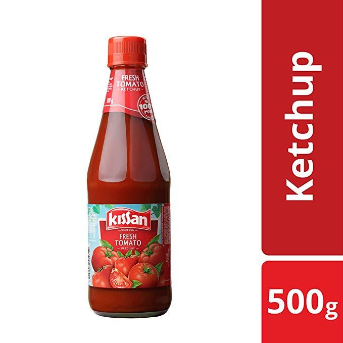 KISSAN F.TOMATO KETCHUP 500G