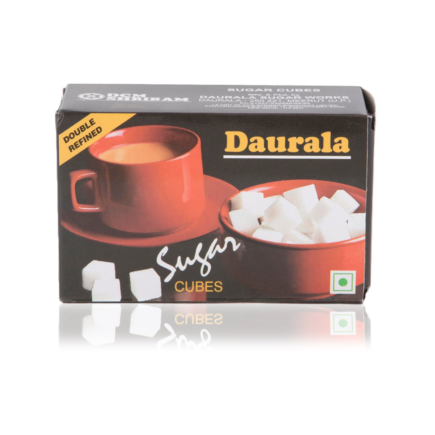 SUGAR CUBE DAURALA 500GM
