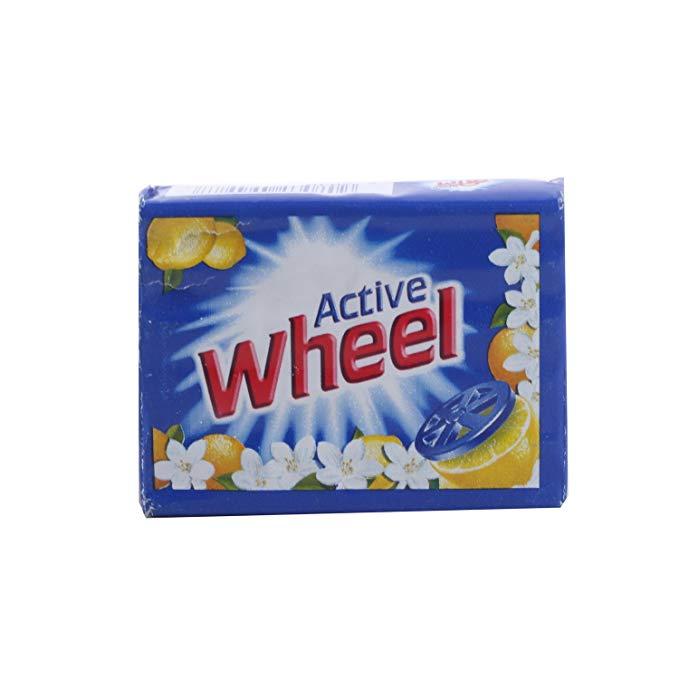 WHEEL SOAP BLUE 280GM