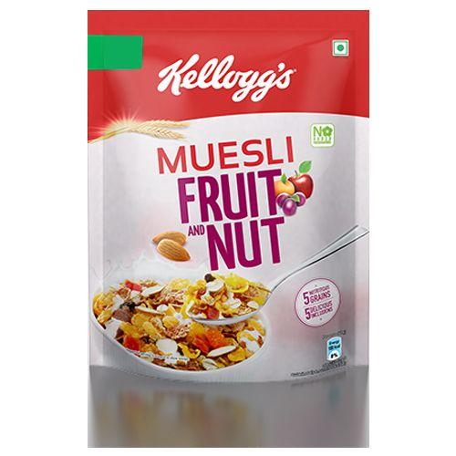 KELLOGGS MUESLI CRUNCHY FRUIT &NUT750