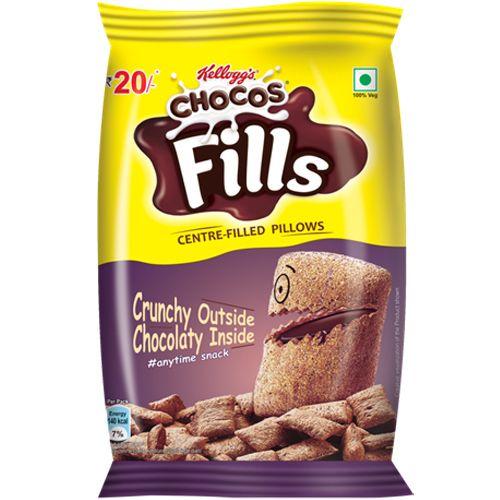 KELLOGGS CHOCOS FILLS 32 GM