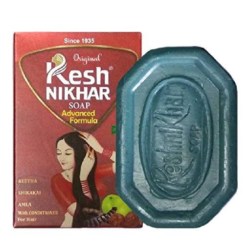 KESH NIKHAR HAIR WASH SOAP 75GM