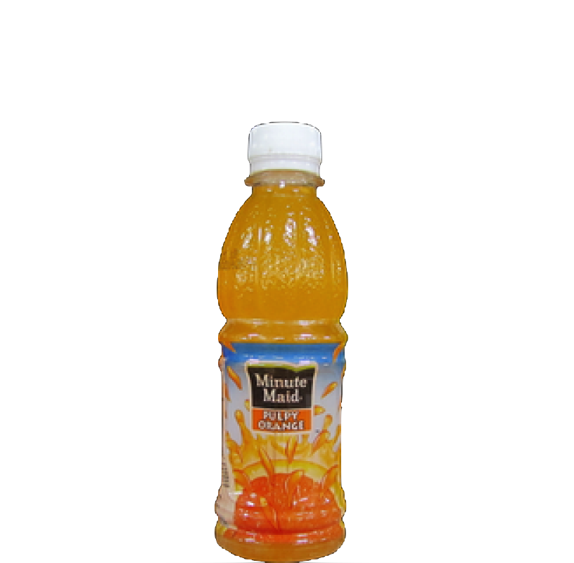 MINUTE MAID PULPY ORANG 250ML