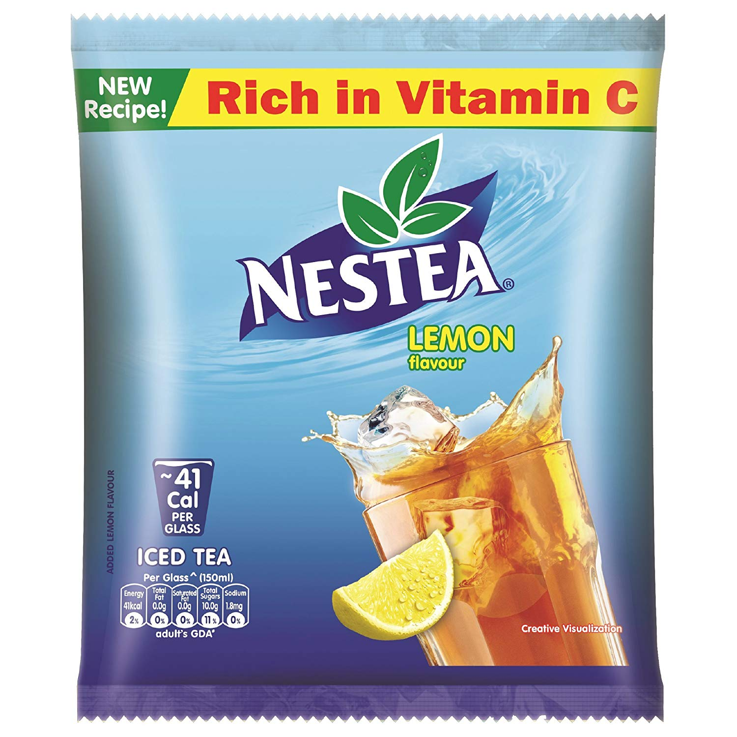 NESTEA Instant Iced Tea Lemon 1Ltr