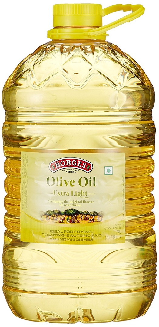 Borges Olive Oil Extra Light Flavour  2 Liters