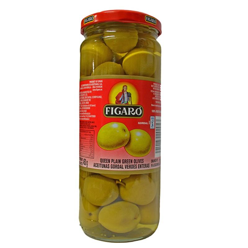 OLIVES GREEN PLAIN FIGARO450G