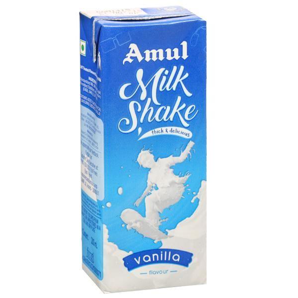 AMUL MILK SHAKE 200ML
