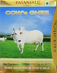 PATANJALI COW GHEE 500ML