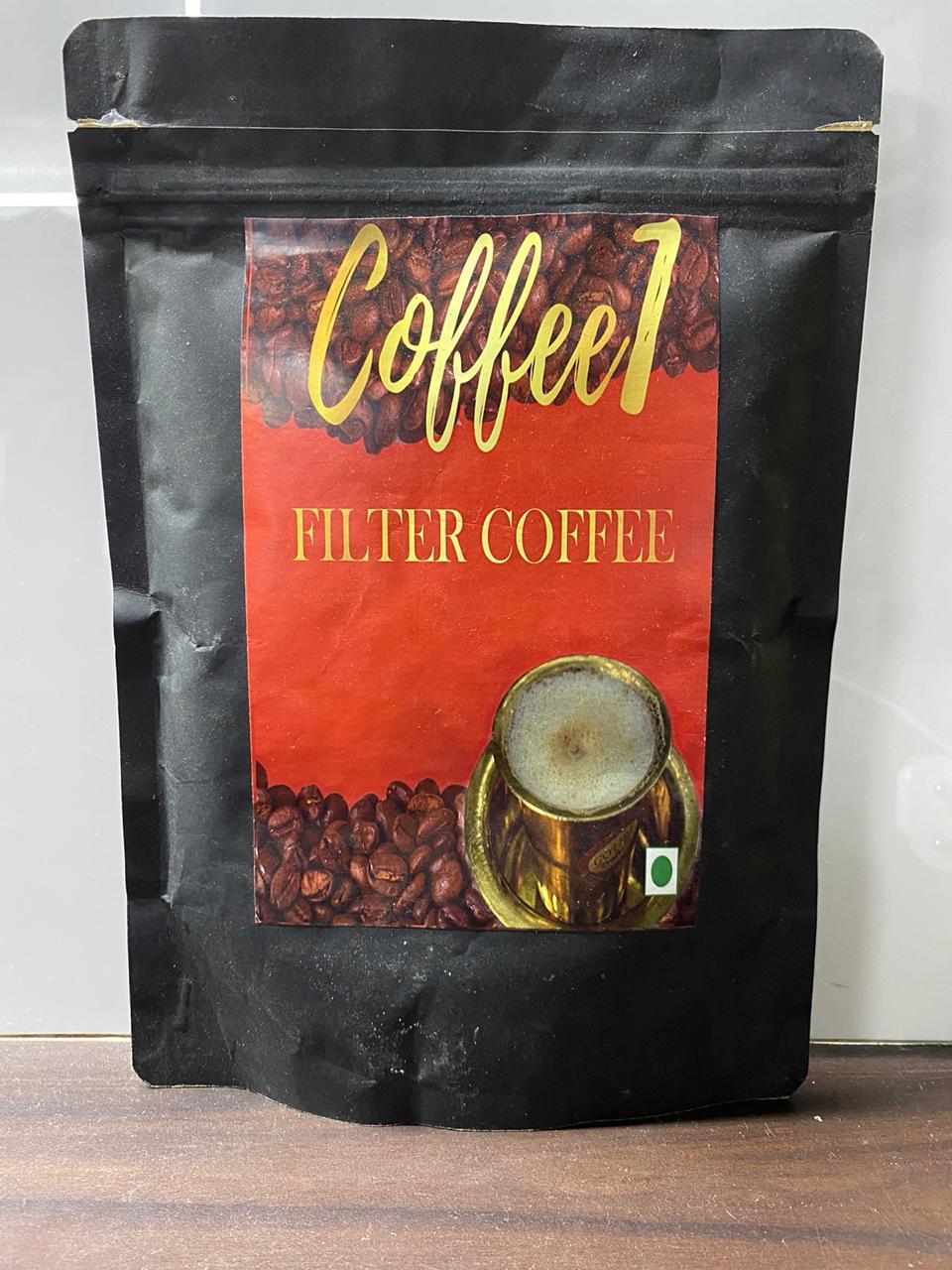COFFEE1 FILTER COFFEE200GM