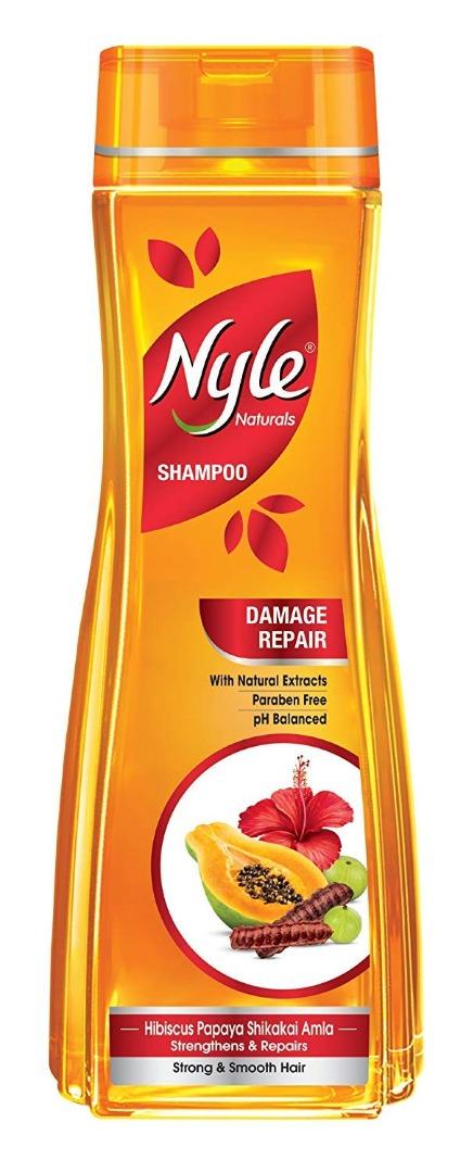 Nyle Shampoo Strong and Smooth 800ML