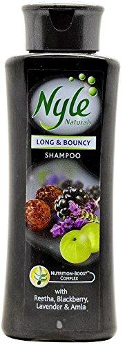 Nyle Naturals Shampoo Long & Bouncy 800ml