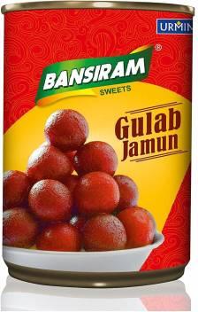 BANSIRAM GULAB JAMUN MIX 1 KG