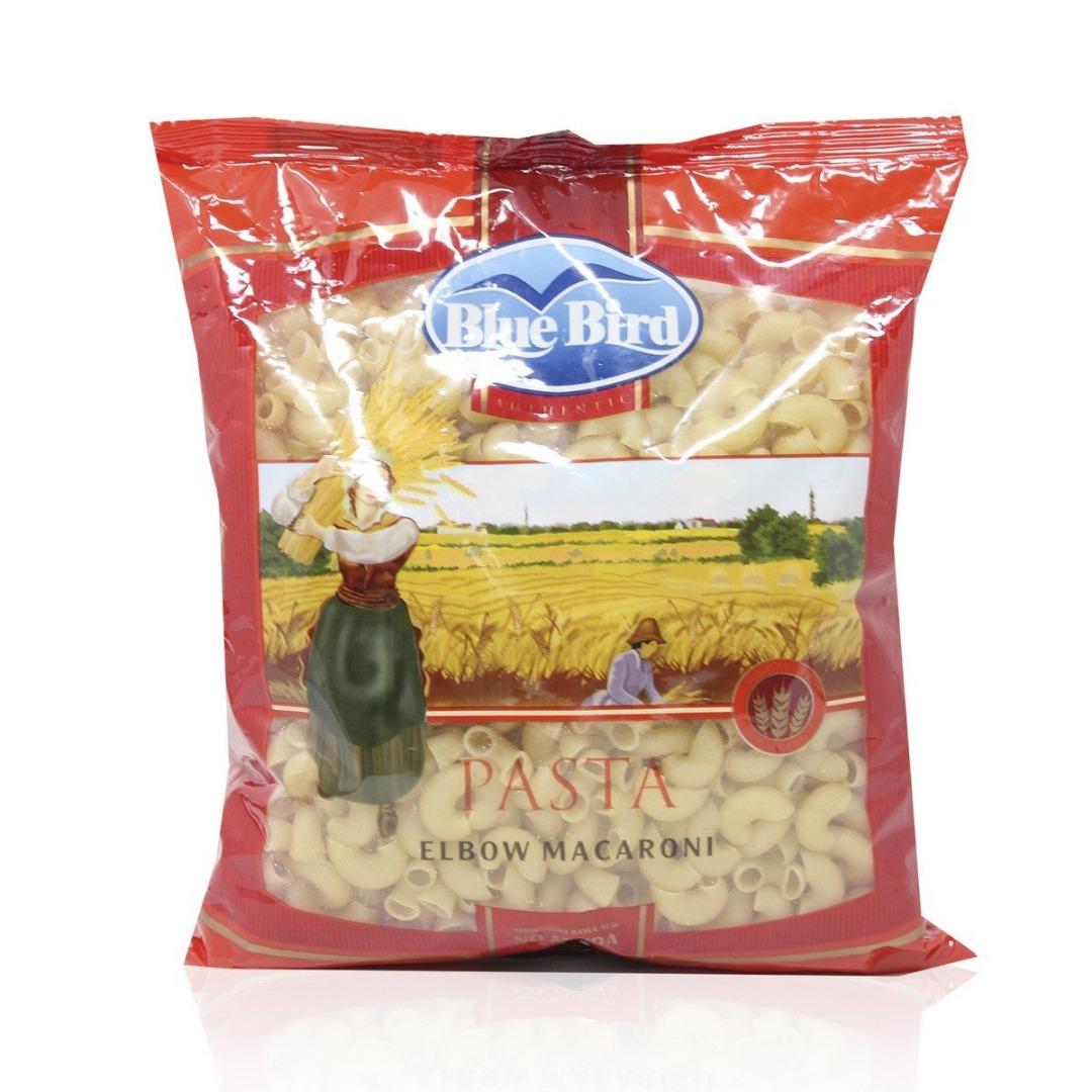 Blue Bird Pasta - Elbow Macaroni, 500g Pack