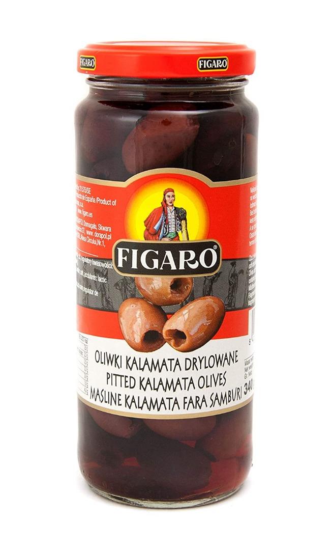 Figaro Pitted Kalamata Olives 340 g