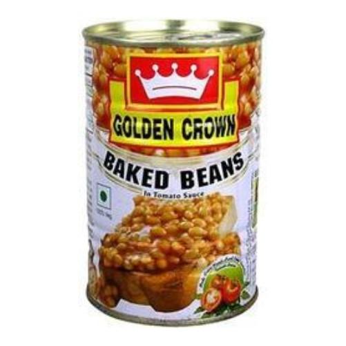 GOLDEN CROWN BAKED BEANS 450G