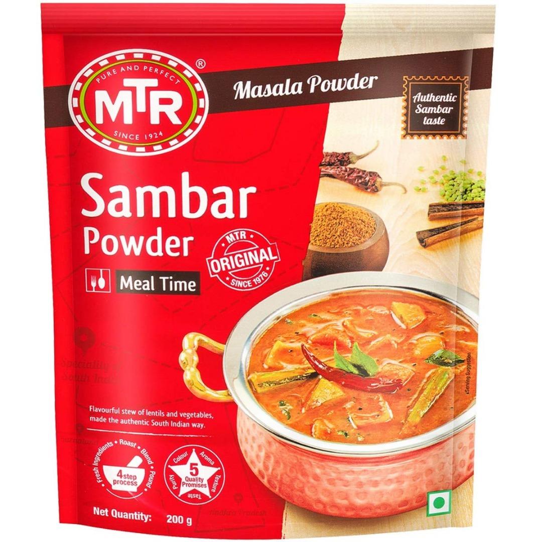 MTR Sambar Masala Powder, 200g