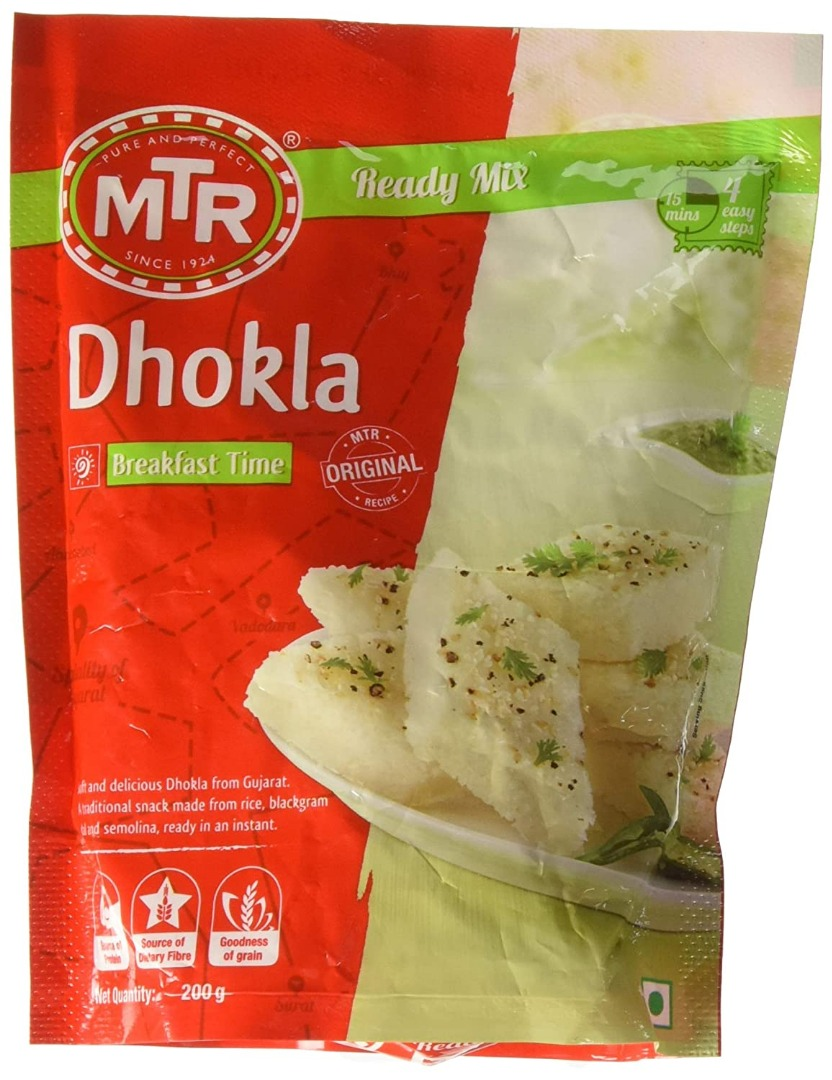 MTR Instant Dhokla Mix, 200g
