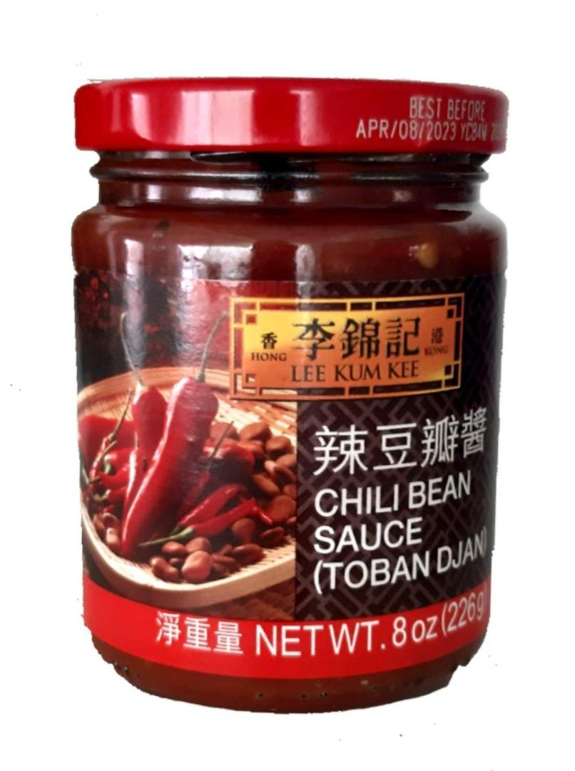 LKK'. Lee Kum Kee Chili Bean Sauce, 226 g