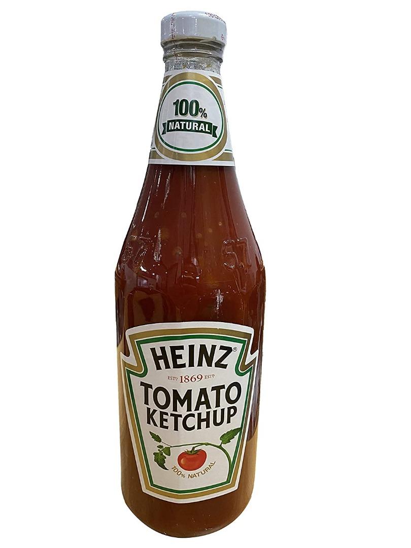 Heinz Tomato Ketchup, 600g