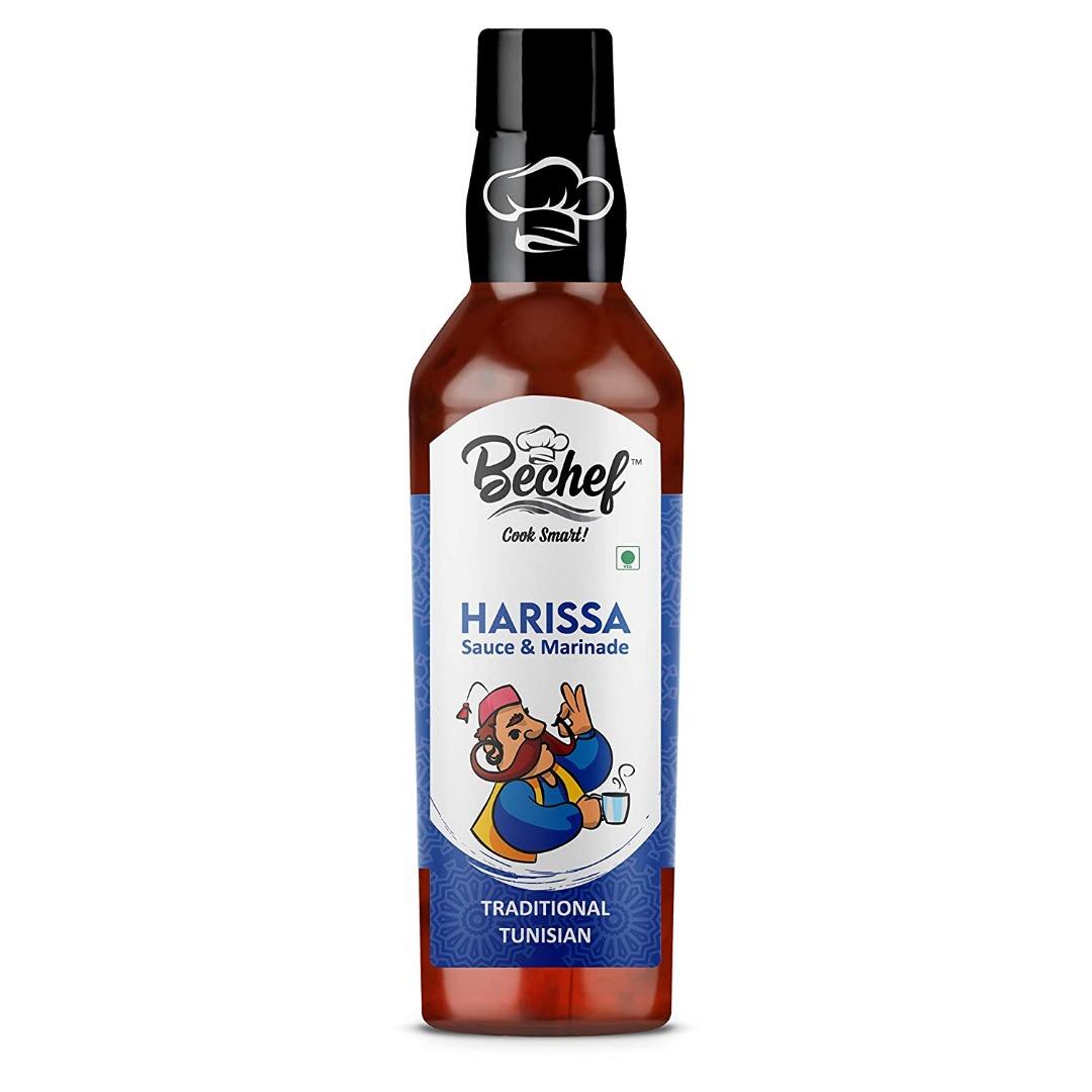 Bechef Sauces 250 gm (Harissa Spicy Hot Gourmet)