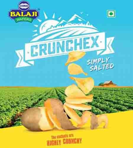 BALAJI CRUNCHEX SALTED WAFFERS 35GM