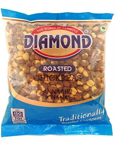 Diamond Roasted Annagiri Chana (Chickpeas) 200 gm