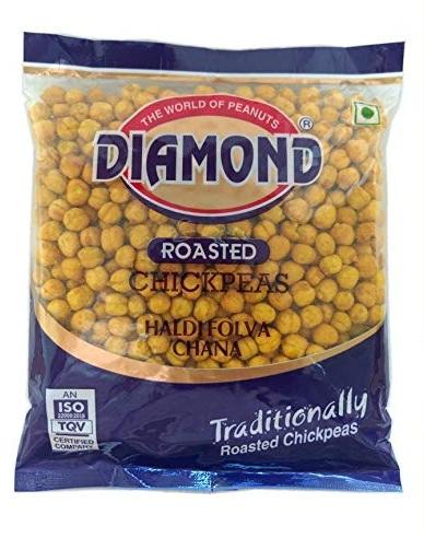 Diamond Roasted Haldi Chana (Chickpeas) 200 gm