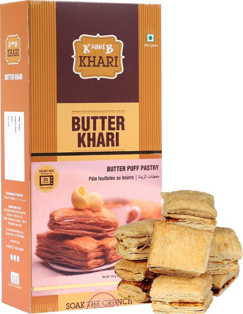 KABHI B KHARI BUTTER 150GM