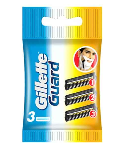 GILLETTE GUARD CARTRIDGE 3S
