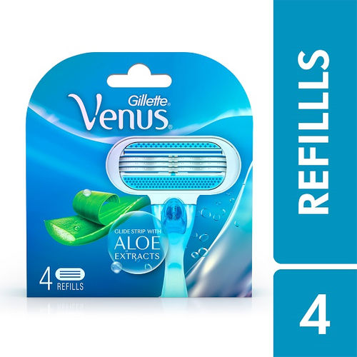 GILLETTE VENUS 4CARTRIDGES