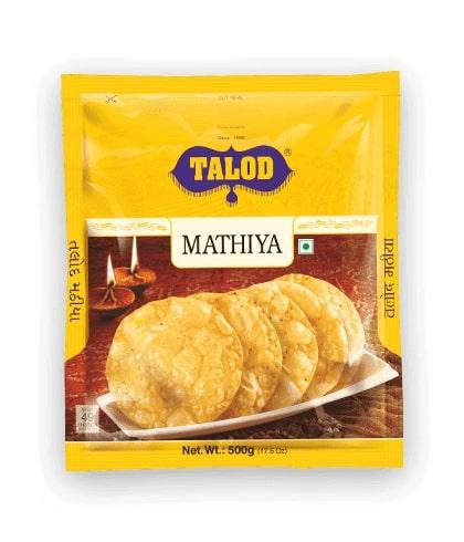 TALOD MATHIYA 500GM