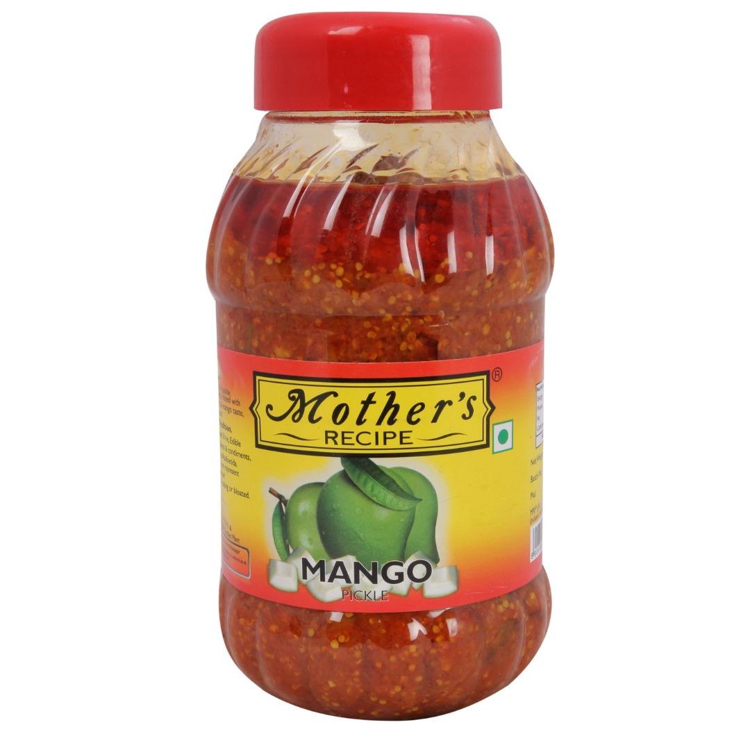 Mother's Recipe Pickle, Mango , 1kg Jar