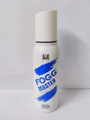 Fogg Master Body Spray For Men, 120ml (Royal)